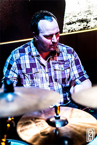 Larry Mullin - Craig Jupp
