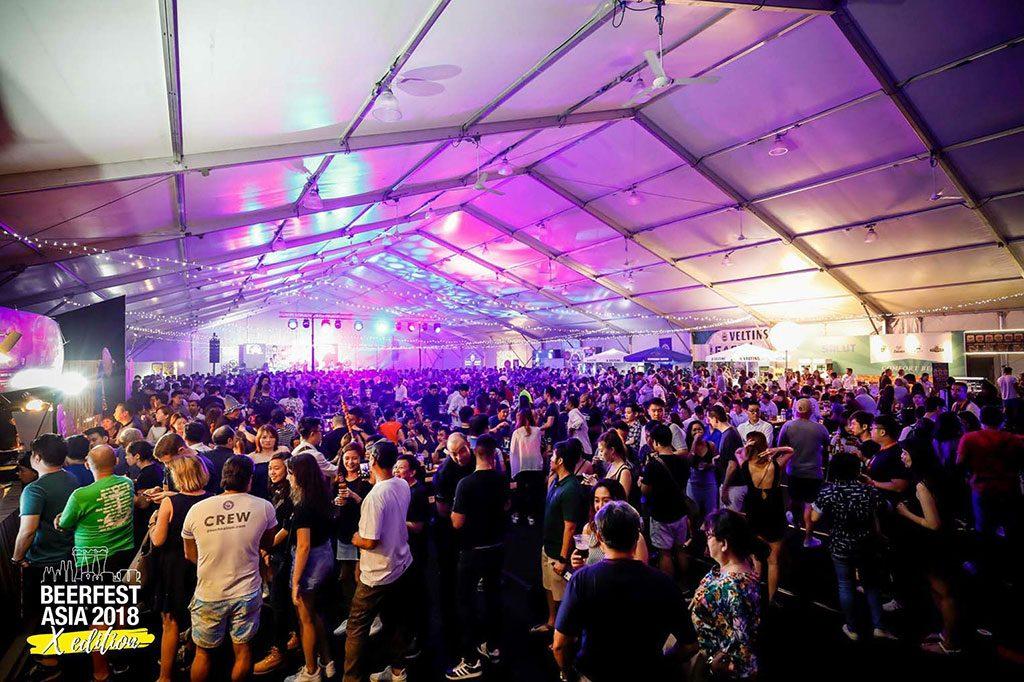 Singapore Beerfest 2018
