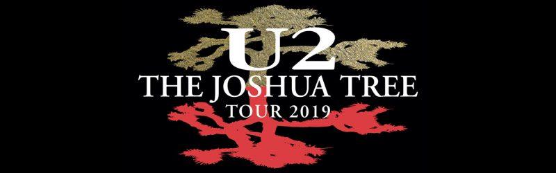 U2 Joshua Tree Tour Australia 2019